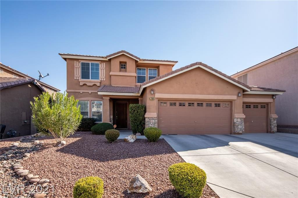 708 Blue Crystal Creek Road Property Photo - Henderson, NV real estate listing