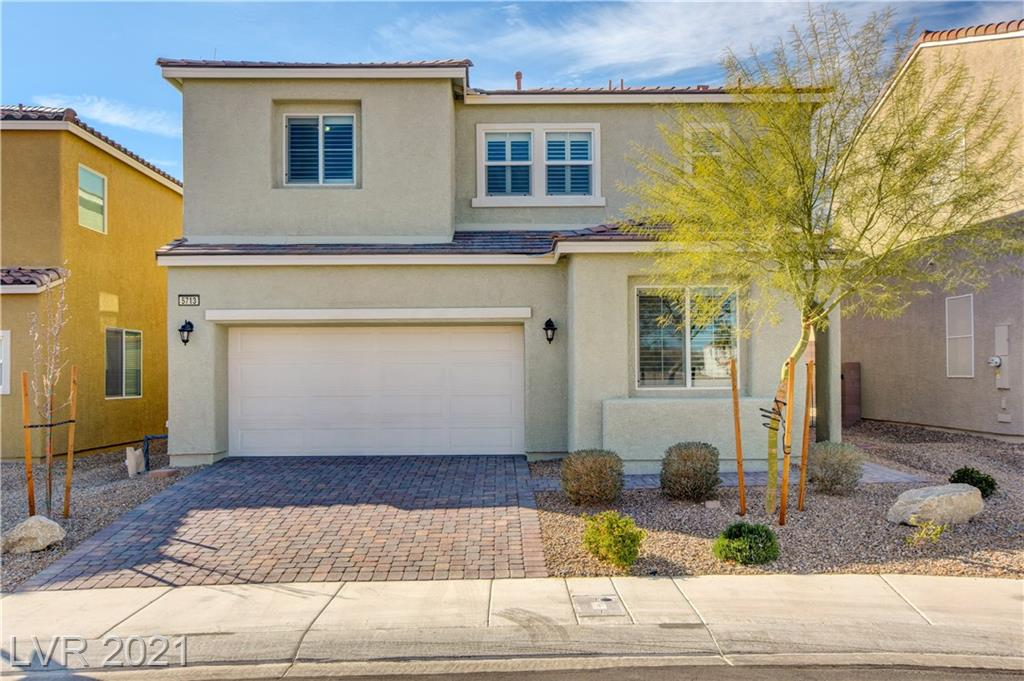 5713 Rain Garden Court Property Photo - North Las Vegas, NV real estate listing