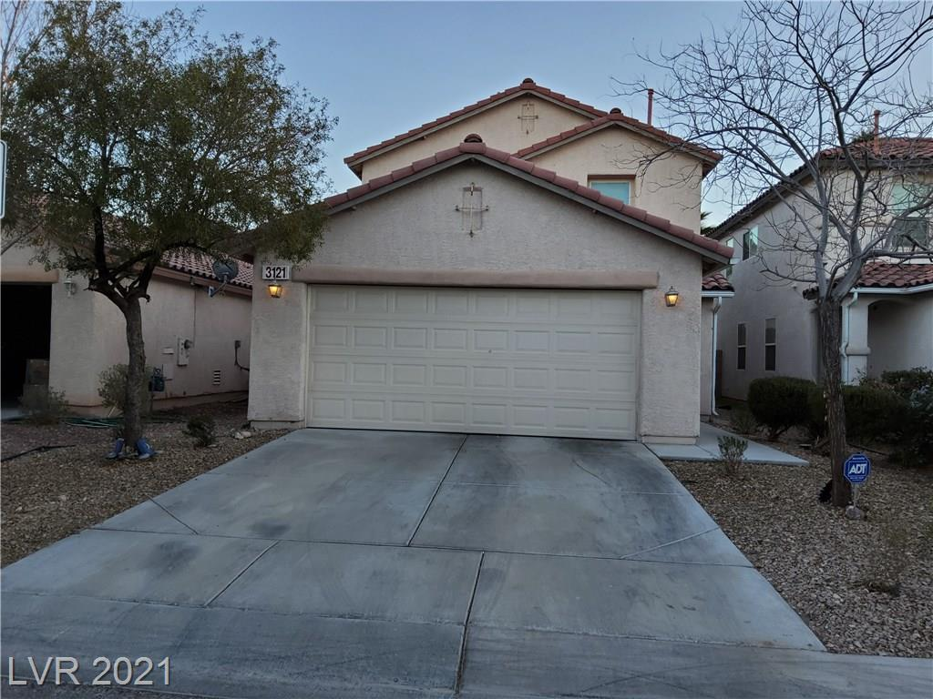 3121 Cerone Court Property Photo - Las Vegas, NV real estate listing
