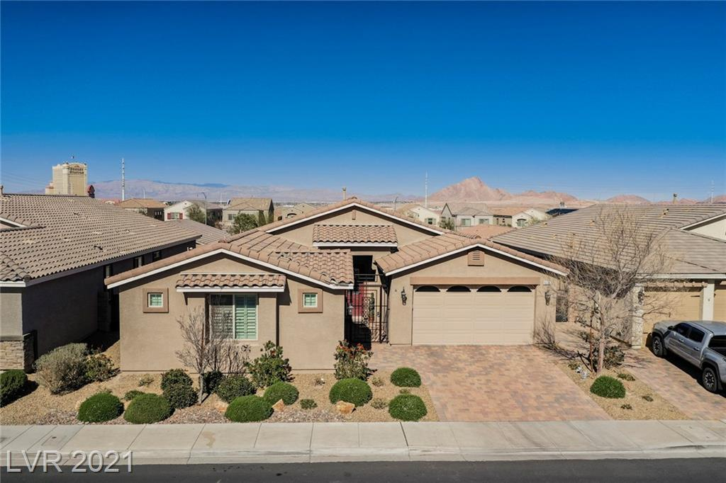 1124 Barby Springs Avenue Property Photo - Henderson, NV real estate listing