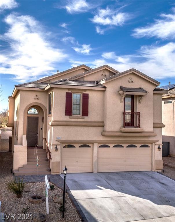 9113 Picket Fence Avenue Property Photo - Las Vegas, NV real estate listing