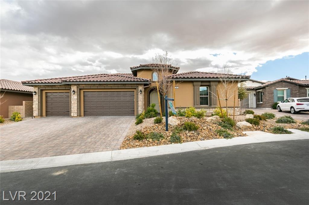 268 Tarragona Breeze Avenue Property Photo - Las Vegas, NV real estate listing