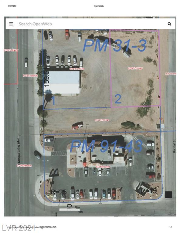 Moapa Blvd Property Photo - Overton, NV real estate listing
