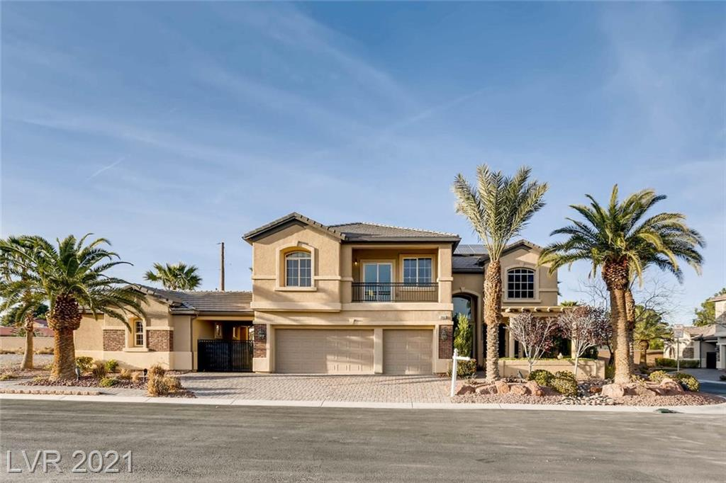 3866 TENT ROCKS Court Property Photo - Las Vegas, NV real estate listing