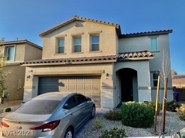 1844 Soto Lane Property Photo - North Las Vegas, NV real estate listing
