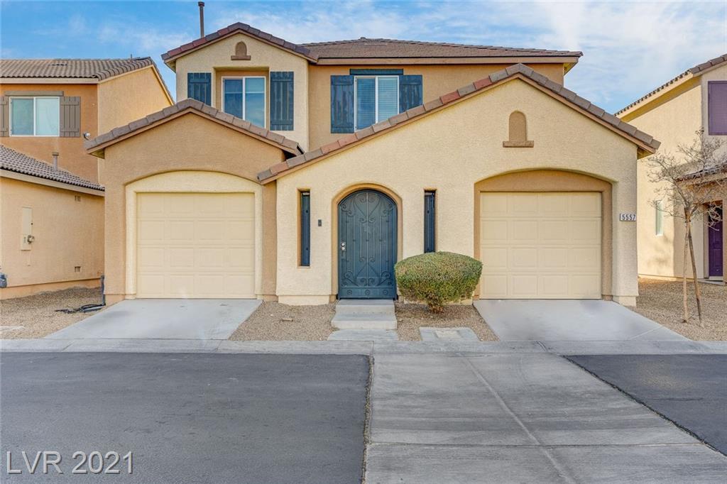 5557 Grinding Rock Way Property Photo - Las Vegas, NV real estate listing