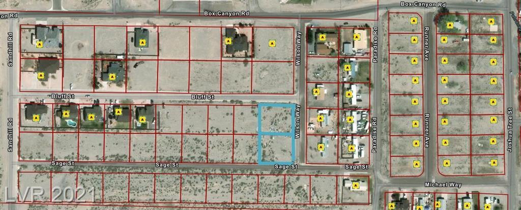 Sage Property Photo - Alamo, NV real estate listing