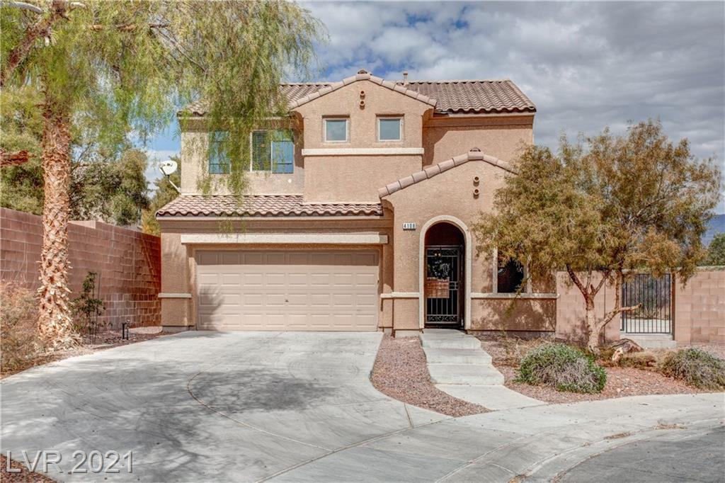 4108 Galapagos Avenue Property Photo - North Las Vegas, NV real estate listing