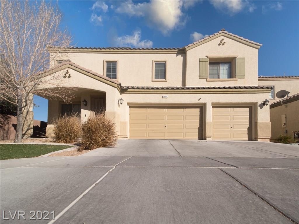 3944 Fuselier Drive Property Photo - North Las Vegas, NV real estate listing