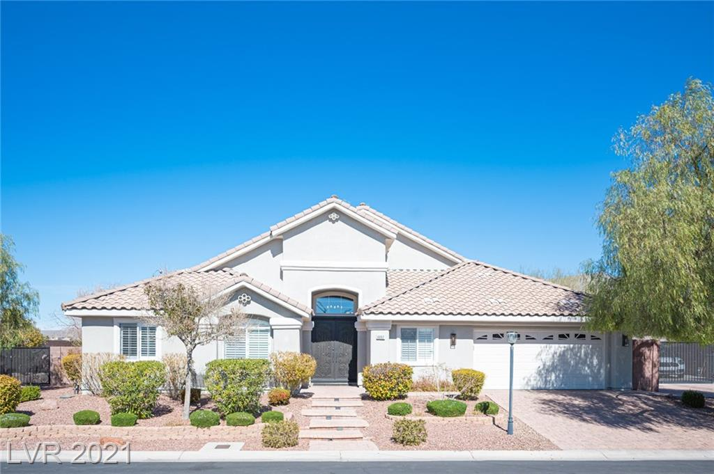 6652 Running Colors Avenue Property Photo - Las Vegas, NV real estate listing