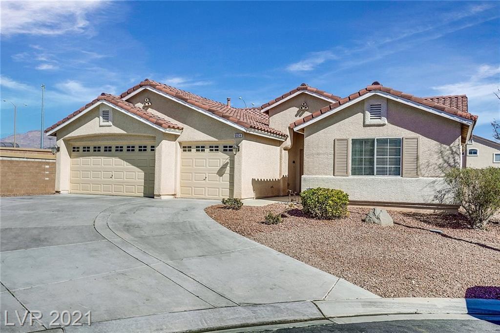 6624 Ruddock Drive Property Photo - North Las Vegas, NV real estate listing