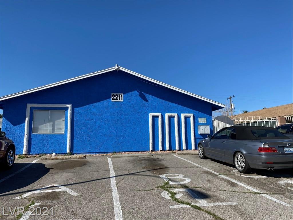 2211 Bassler Street #B Property Photo - North Las Vegas, NV real estate listing
