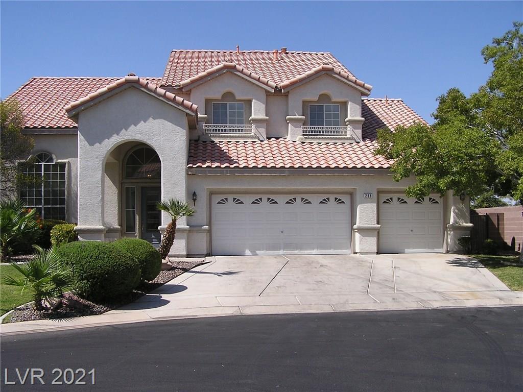 298 Macsnap Avenue Property Photo - Las Vegas, NV real estate listing
