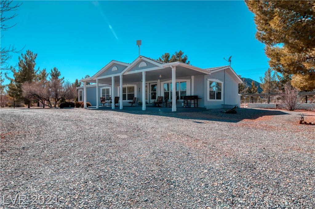 3950 Effinger Street Property Photo - Pahrump, NV real estate listing