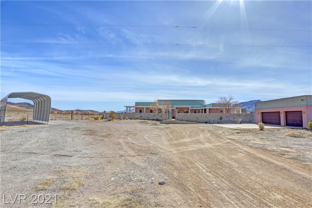 8151 White Hawk Road Property Photo - Pahrump, NV real estate listing