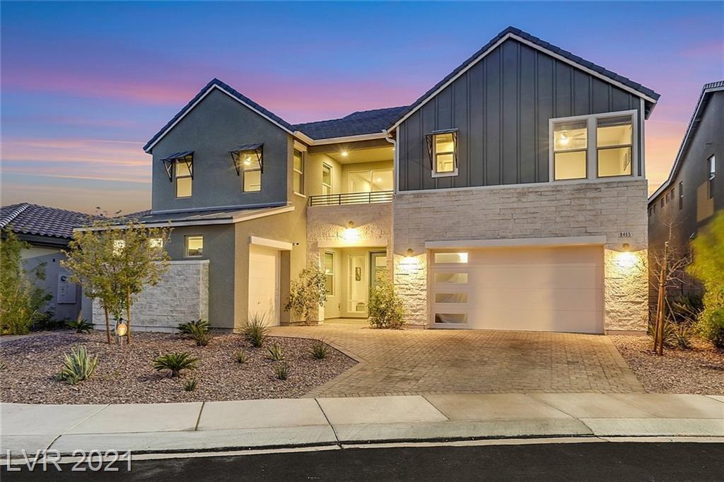 8465 Skye Walk Court Property Photo - Las Vegas, NV real estate listing