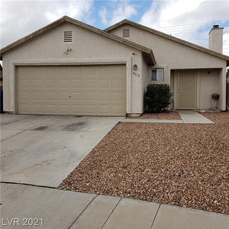 4679 Bumblebee Circle Property Photo - Las Vegas, NV real estate listing