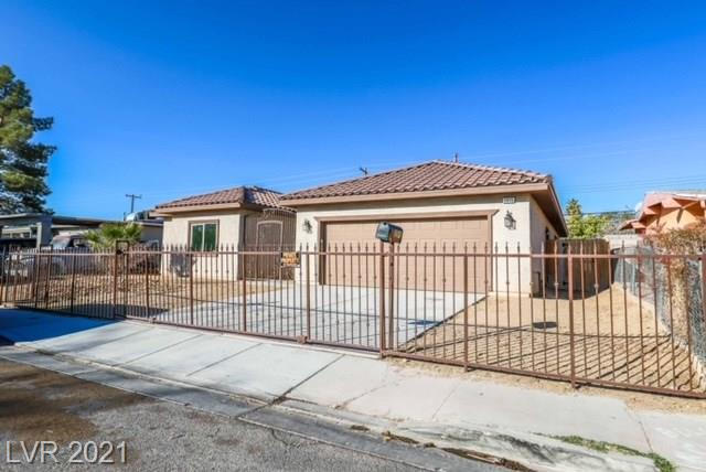 Carroll Street Property Photo - North Las Vegas, NV real estate listing