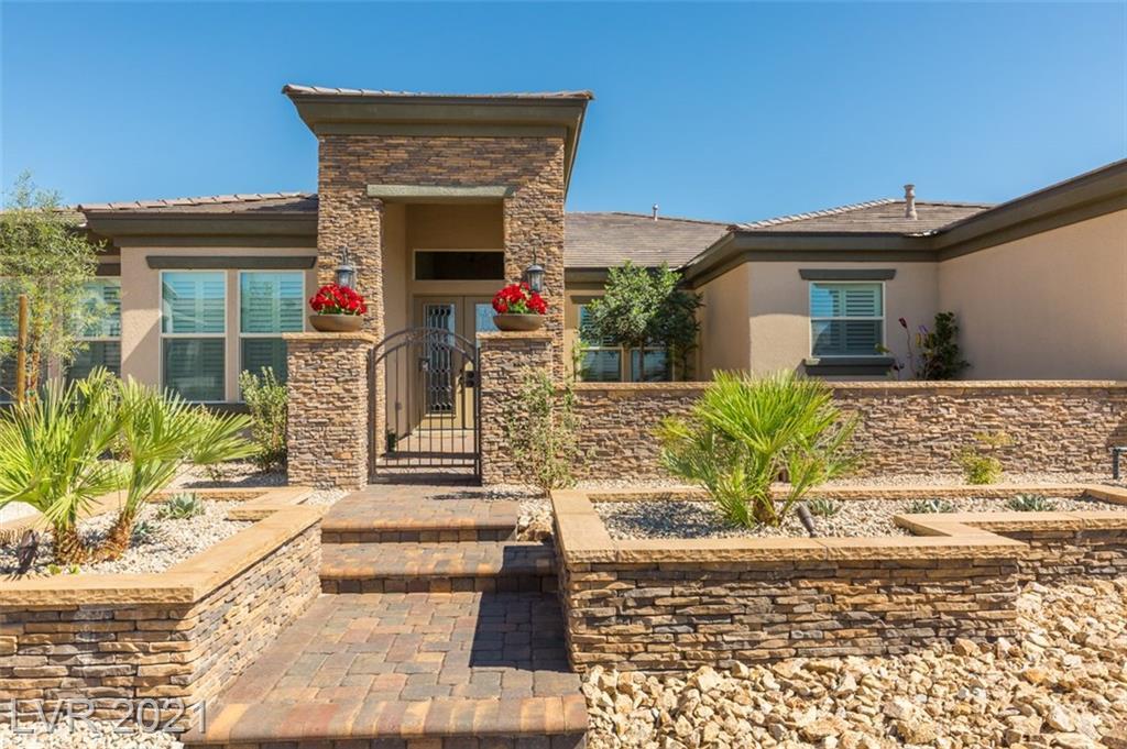 5841 Noah Springs Court Property Photo - Las Vegas, NV real estate listing