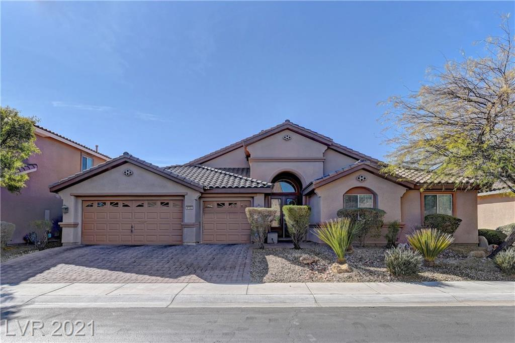 8103 Dolce Volpe Avenue Property Photo - Las Vegas, NV real estate listing