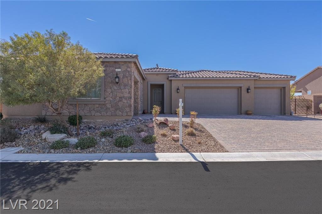 6851 Hillstop Crest Court Property Photo - Las Vegas, NV real estate listing