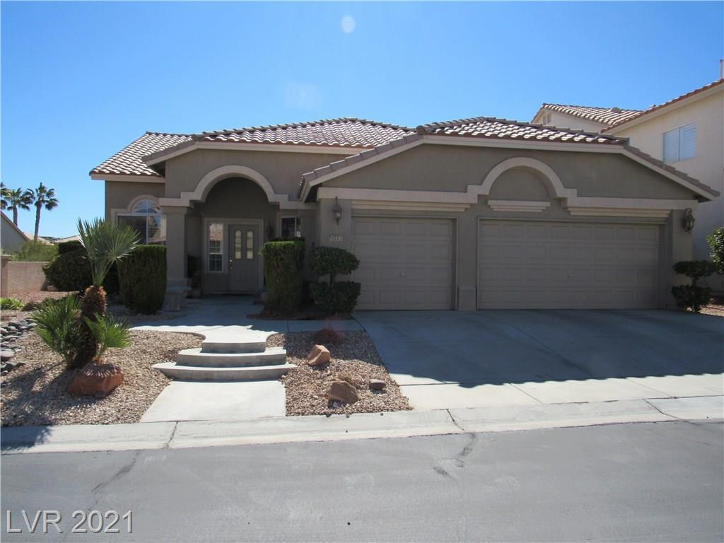 9553 Gainey Ranch Avenue Property Photo - Las Vegas, NV real estate listing