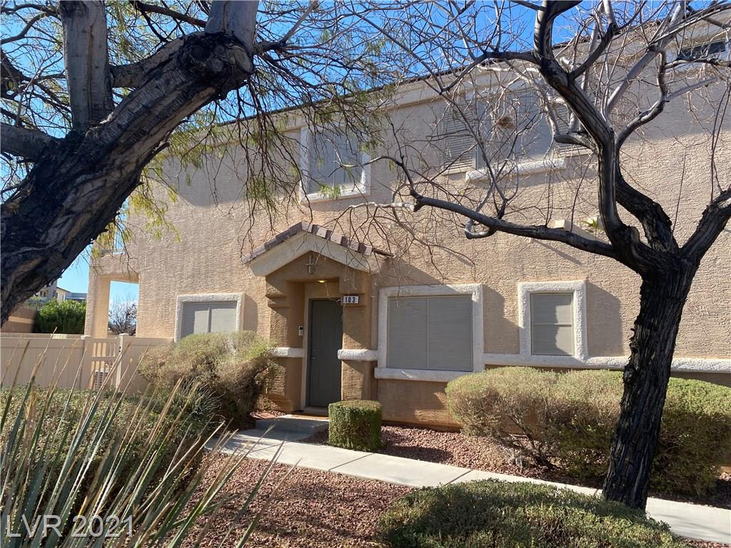 6099 Mustang Breeze Trail #103 Property Photo - Henderson, NV real estate listing