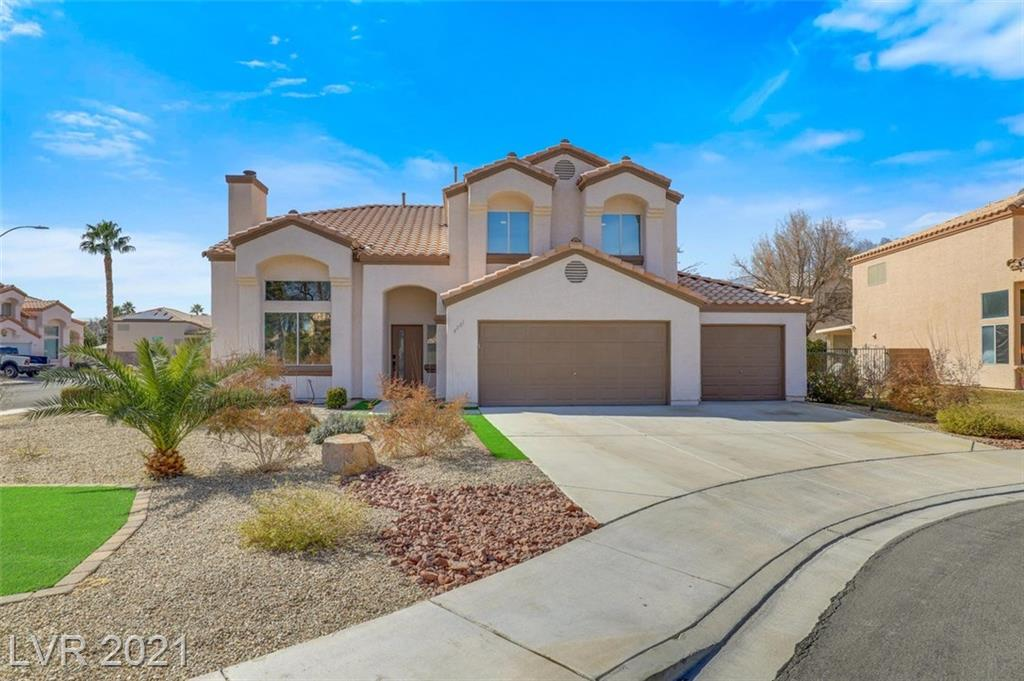 4701 New Dawn Court Property Photo - Las Vegas, NV real estate listing