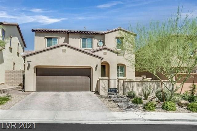 12240 Sandy Peak Avenue Property Photo - Las Vegas, NV real estate listing