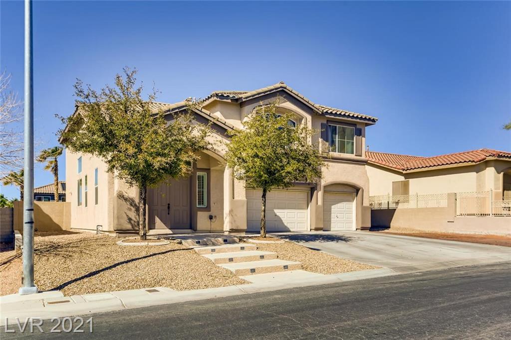 6648 Dazzling Heights Lane Property Photo - Las Vegas, NV real estate listing