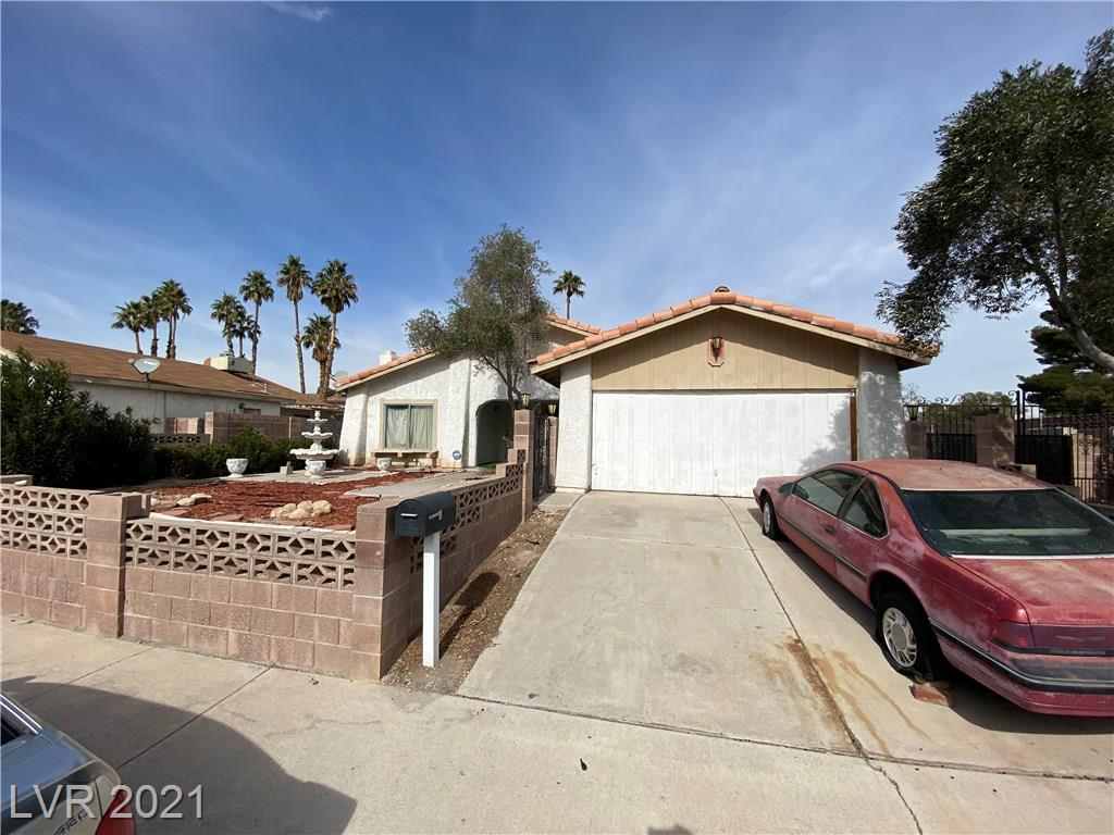 5816 Arandas Court Property Photo - Las Vegas, NV real estate listing