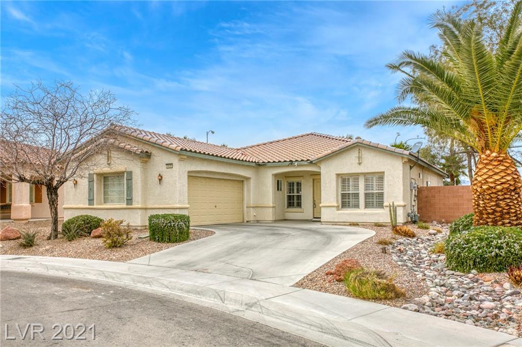 5539 Meedeldale Street Property Photo - North Las Vegas, NV real estate listing