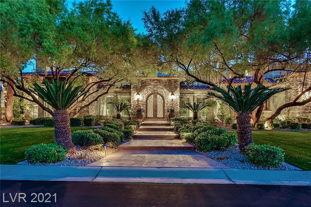 9 Mountain Cove Court Property Photo - Henderson, NV real estate listing