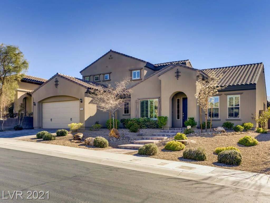 2521 Chateau Napoleon Drive Property Photo - Henderson, NV real estate listing