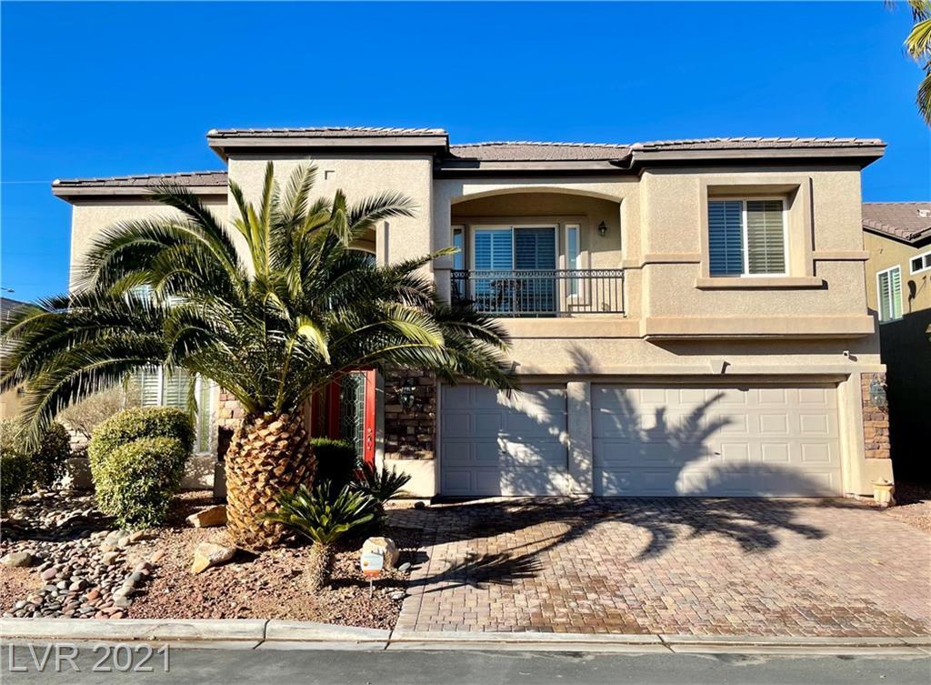 7020 Rancho De Taos Court Property Photo - Las Vegas, NV real estate listing