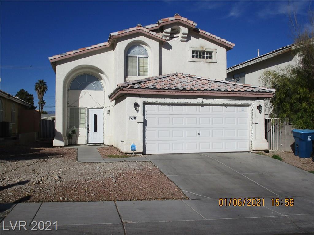 Padua Way Property Photo - Las Vegas, NV real estate listing