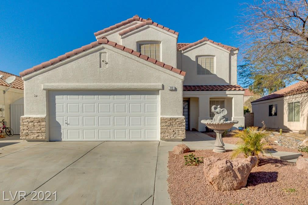 712 Orchid Tree Lane Property Photo - Henderson, NV real estate listing