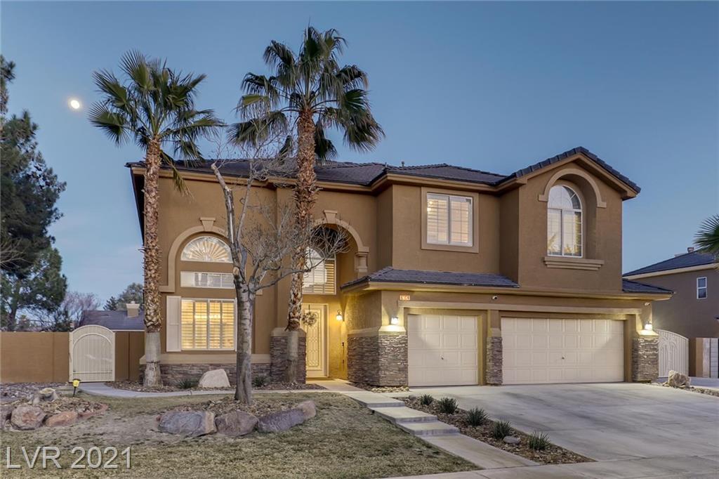 6104 Golden Saddle Street Property Photo - Las Vegas, NV real estate listing