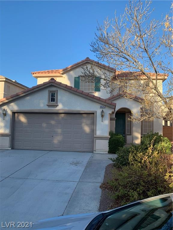 8825 Lost Forest Street Property Photo - Las Vegas, NV real estate listing