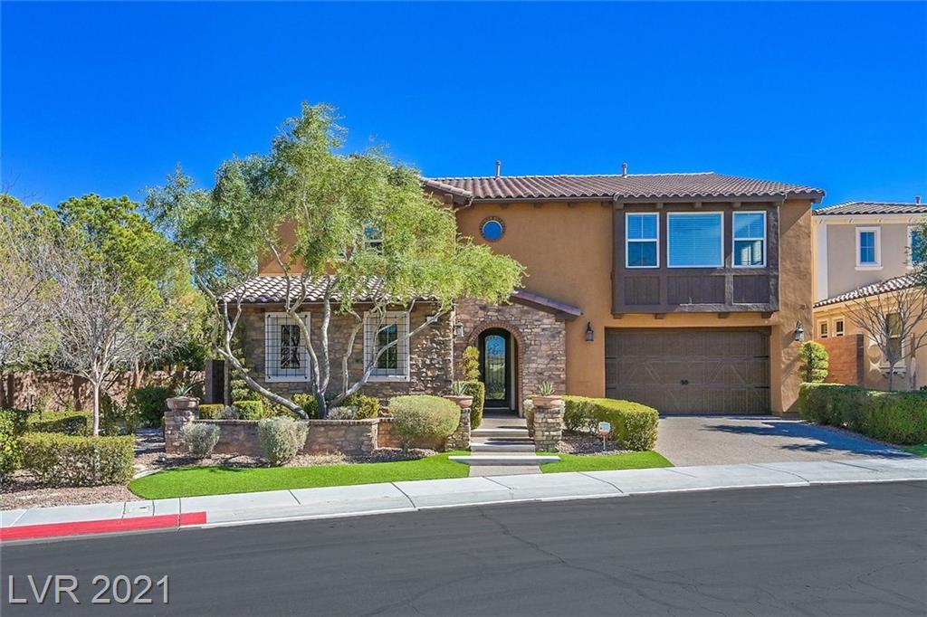 74 Contrada Fiore Drive Property Photo - Henderson, NV real estate listing