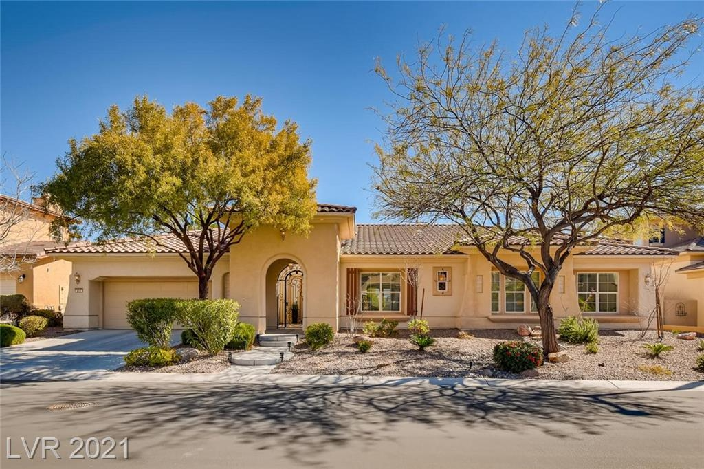 212 Villa Borghese Street Property Photo - Las Vegas, NV real estate listing