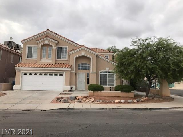 9155 Scallop Reef Avenue Property Photo - Las Vegas, NV real estate listing