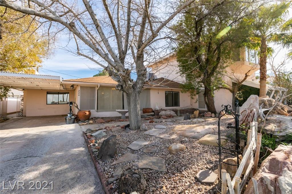 224 Minor Avenue Property Photo - Henderson, NV real estate listing