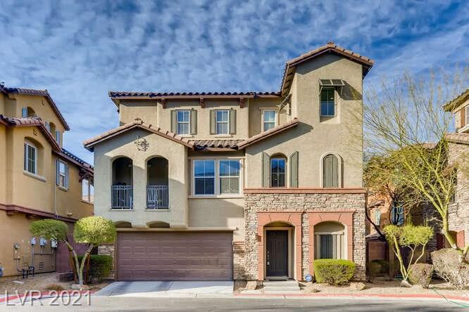 10436 Wildflower Gully Street Property Photo - Las Vegas, NV real estate listing