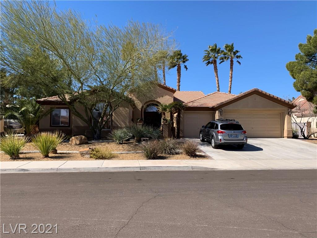 3805 Old Orchard Court Property Photo - Las Vegas, NV real estate listing