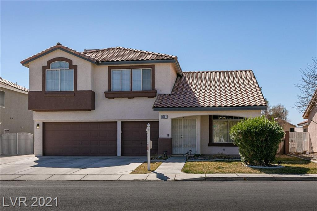 1747 English Rose Drive Property Photo - Las Vegas, NV real estate listing