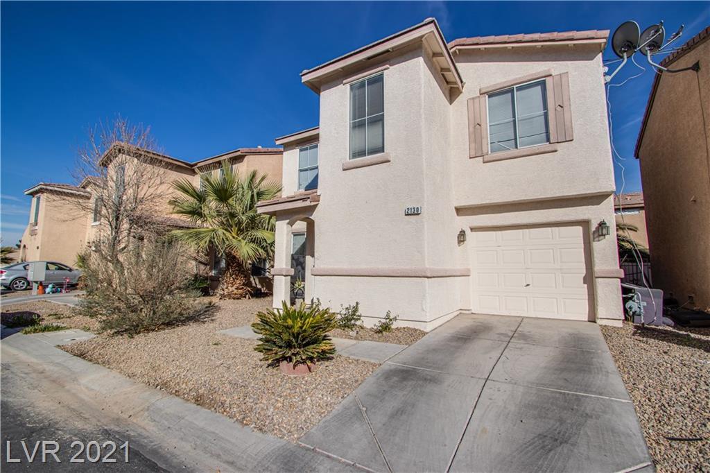 2130 Pillar Pointe Street Property Photo - Las Vegas, NV real estate listing