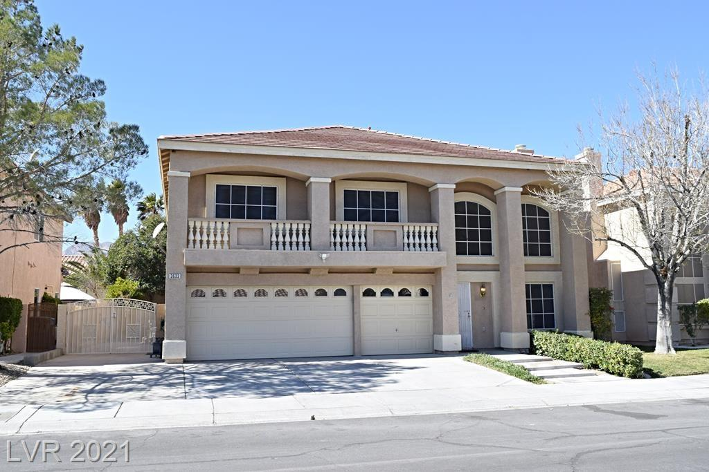 3633 Silver Brook Street Property Photo - Las Vegas, NV real estate listing
