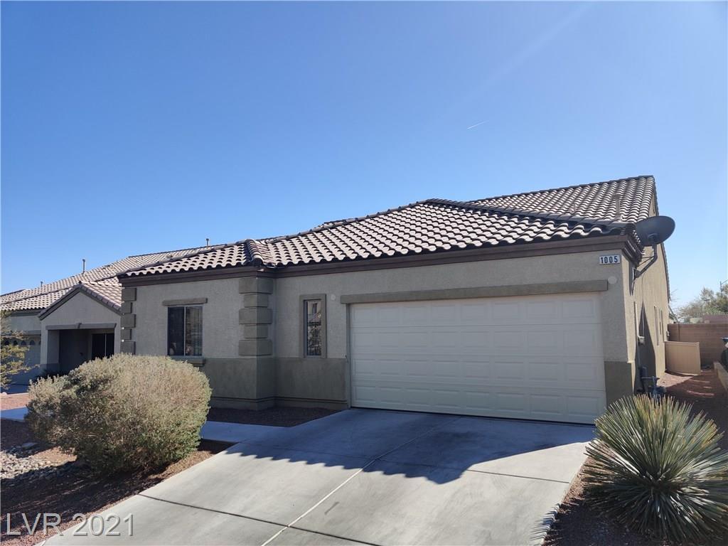 1005 Bob Barney Avenue Property Photo - North Las Vegas, NV real estate listing