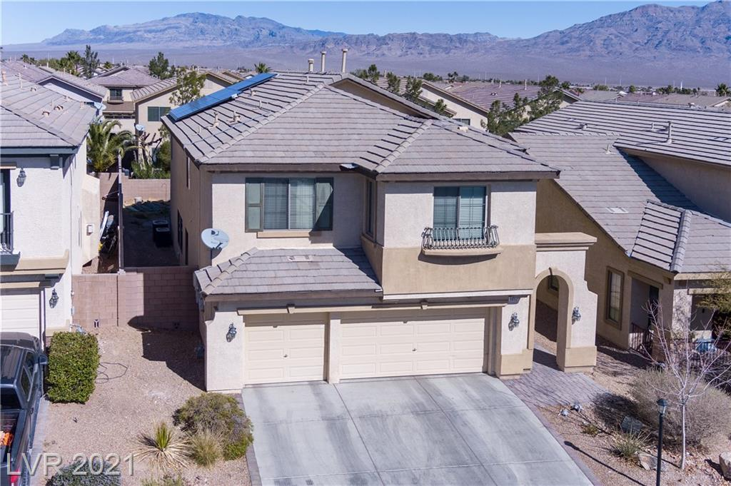 9052 Picket Fence Avenue Property Photo - Las Vegas, NV real estate listing